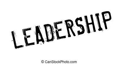 Leadership rubber stamp