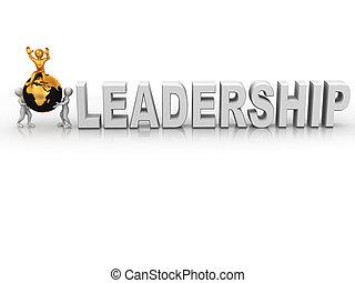 Leadership. 3d