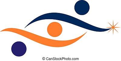 Leadership success Logo Design Template Vector