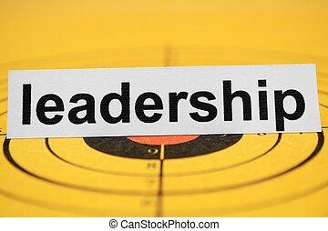 leadership target
