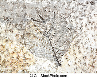 Leaf cement