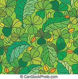 Leaf color background