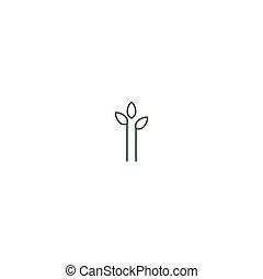 leaf icon logo