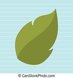 leaf plant natural sheet