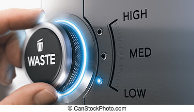 lean, 廃棄物管理, optimization