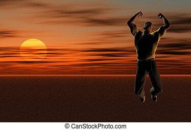 Leap of Joy
