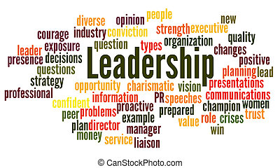 Leardership - Leadership Word Cloud