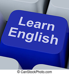 Learn English Key Shows Studying Language Online - Learn ...