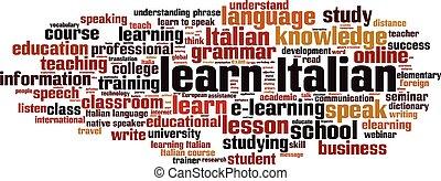Learn Italian-horizon.eps