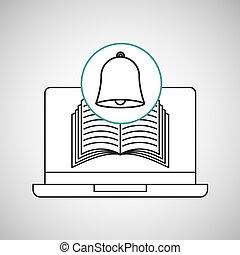 learn online book bell school