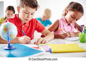 learners, ocupado
