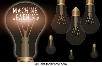 learning., être, ordinateurs, photo, note, machine, donner, ...