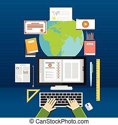 learning., en línea