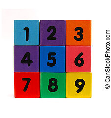 Learning number blocks