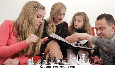 Learning to play chess