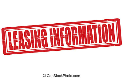 Leasing information