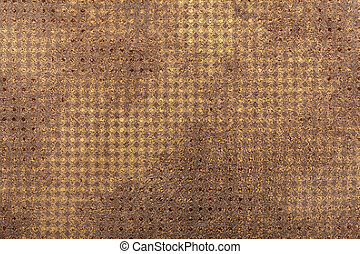 Leather abstract pattern background