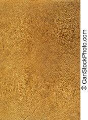 leather., antigas, esfarrapado