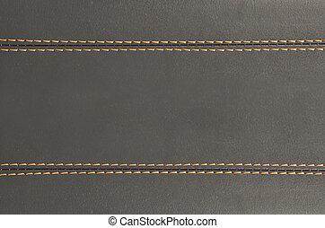 leather art background