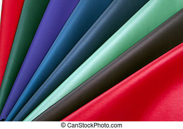 Leather substitute - Stocks of a fabric are necessary for ...