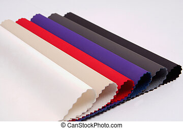 Leather substitute - Stocks of a fabric are necessary for...