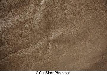 leather., textura