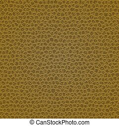 Leather texture background - Brown leather texture. Template...