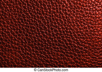 leather texture in dark red color