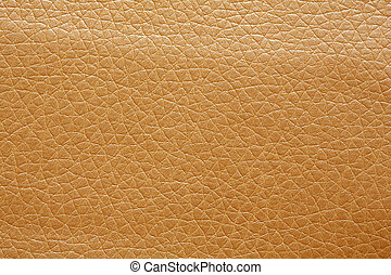 Leather texture in masterly brown tone.