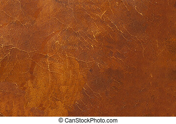 Leather texture of a large leather surface.