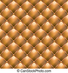 Leather Upholstery Seamless Texture - Luxury Leather...