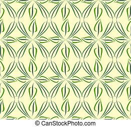 Leave tile background