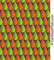 Leaves Pattern Illustration
