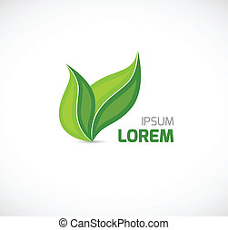 Leaves symbol