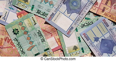 Lebanese Lira Bills