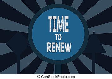 leben, fortfahren, acquired, foto, ausstellung, zeit, renew., zeichen, schutz, text, begrifflich, eigenschaft, versicherung