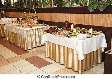 Lebensmittel, Tisch, Los