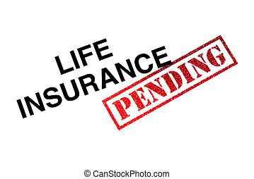 lebensversicherung, schwebend
