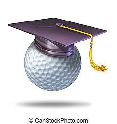 lecciones, escuela del golf