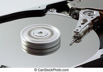 lecteur disque dur