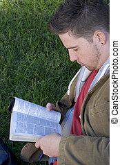 lectura chico, biblia