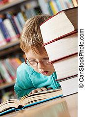 lectura chico