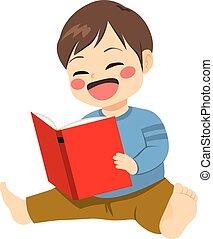 lectura chico, libro