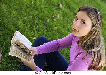 lectura de mujer, 2