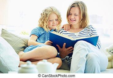 lecture, chez soi