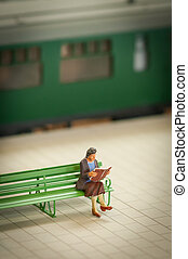 lecture femme