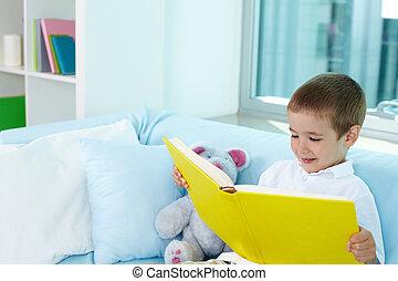 lecture garçon