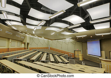 Lecture Hall at College in Florida