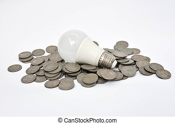 LED Bulb - Saving energy
