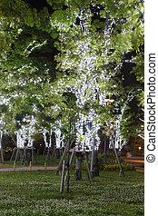 LED garden decoration